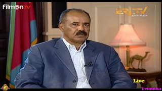 Eritrean New President Isaias Afeworki Interview 1/20/2018 PART TWO