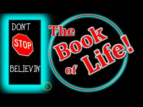 NAME BLOTTED OUT OF THE BOOK OF LIFE!