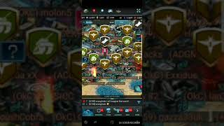 Mobile Strike - Zeroing everyone! 10/4/17