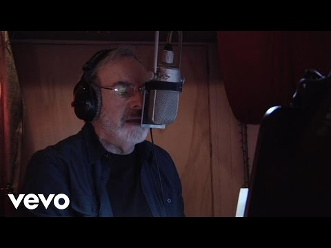 Neil Diamond - Something Blue (Behind The Scenes)