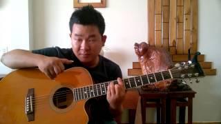 [HƯỚNG DẪN] Xuân này con không về - Guitar Solo - Phần 1