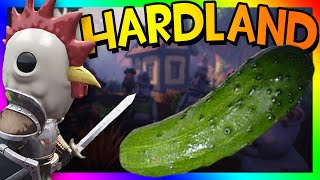 THE PICKLE BANDIT | Hardland Episode 2 (Swamp Quests, Adventurers Guild)