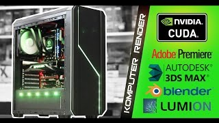 #14 CUDA pada Komputer 3D render/Video Editing [ Lumion,Blender,3dsmax,Vray,Premiere ]