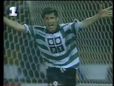 23J :: Salgueiros - 2 x Sporting - 5 de 2000/2001