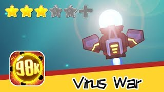 Virus War- Space Shooting Game Walkthrough Fight Back Now! Recommend index three stars