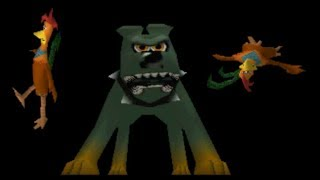 Chicken Run All Deaths | Fail Cutscenes | Game Over (PS1, Dreamcast, PC)