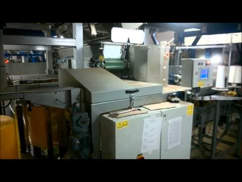 PIM Machinery MHW16 with 2x Automatic Roll Stock Baggers