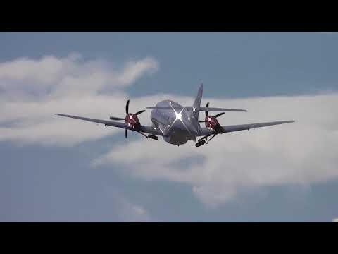 Wellington Airport - Lifeflight BAe Jetstream 32 ZK-LFT Take Off RWY34