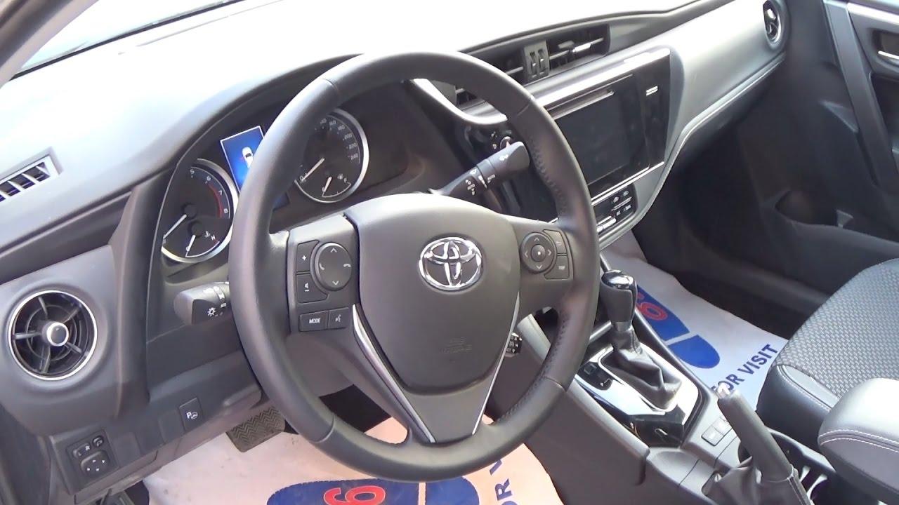 Смотреть Toyota Corolla 2019 видео