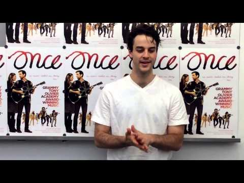 ONCE MUSICAL: Ryan Vona - Music That Moves Me