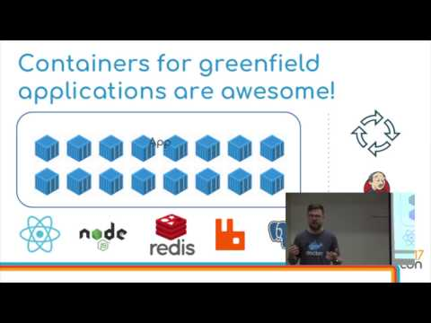 Docker Modernizing Traditional Applications with Brandon Roy