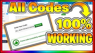 ROBLOX PROMO CODES 2019-MAY (HURRY)!*ALL WORKING*! (Artículos geniales)!