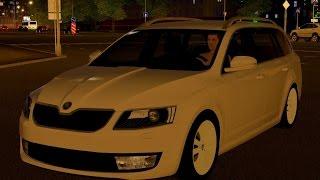 City Car Driving - Skoda Octavia III Combi | + Download [LINK] | 1080p & 60FPS