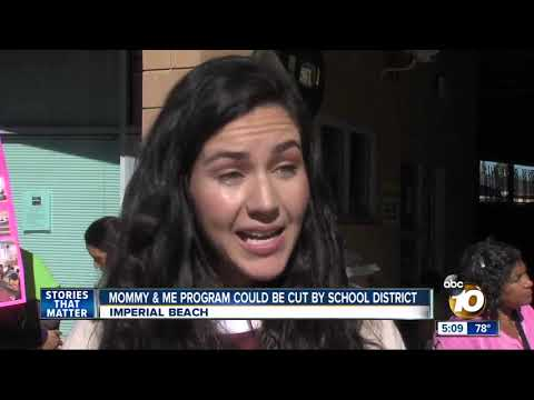 Mommy & Me program could be cut by Sweetwater School District