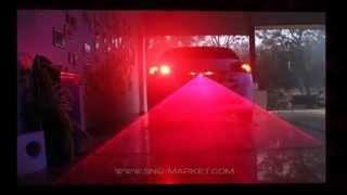Лазерный фонарь (стоп сигнал) противотуманный автомобильный яркий фара(Лазерный автомобильный противотуманный сигнал. http://sng-market.com/64-lazernyy-protivotumannyy-signal-avtomobilnyy.html Лазерная