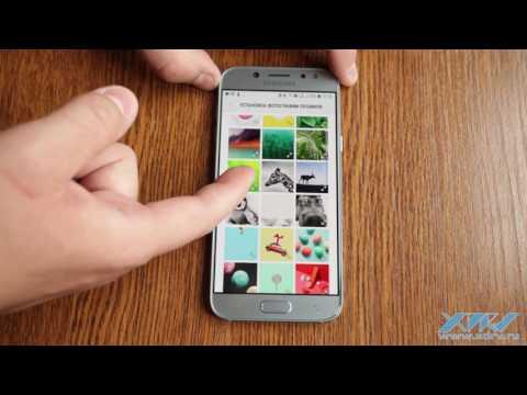 Как установить фото на контакт в Samsung Galaxy J5 (2017) (XDRV.RU)