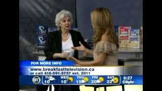 ELIZABETH GRANT LIVE ON BREAKFAST TELEVISION Thumbnail