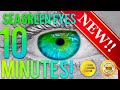 GET SEA GREEN EYES IN 10 MINUTES SUBLIMINAL AFFIRMATIONS BOOSTER REAL RESULTS DAILY mp3