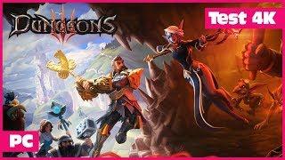 Dungeons 3 - Test et Gameplay en Français - PC 4k - FR