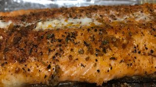 OVEN BAKED SALMON || Bęst Salmon Recipe ever