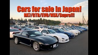 The Ultimate Cars for Sale in Japan | Part 15