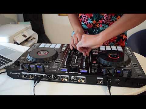 EDM Mix-DDJ-RR (First- Mix)
