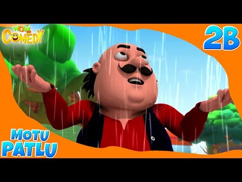 Motu Patlu 2019 | Cartoon in Hindi | Angry Clouds |3D Animated Cartoon for Kids thumbnail