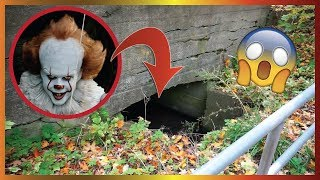 We Found Where Pennywise Lives! | Honeymoon Part 3