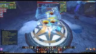 Black Lion VS Frost Guardian