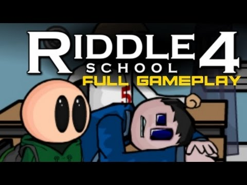 Riddle School 4 - Full Gameplay - No Commentary
