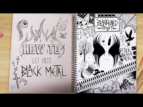 How to Get Into Black Metal | The Heavy Metal Democracy Project