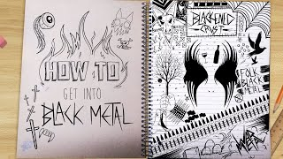How to Get Into Black Metal   BangerTV