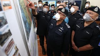 IGP: Police have strong, clear leads regarding pollution of Sg Kim Kim