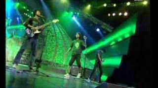 IMAN SEN EXCLUSIVE VIDEO SINGING DHAN TE NAN IN BENGALI   MTV ROCK ON 1ST CHALLENGE