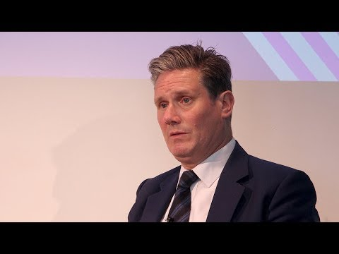 In conversation with Keir Starmer