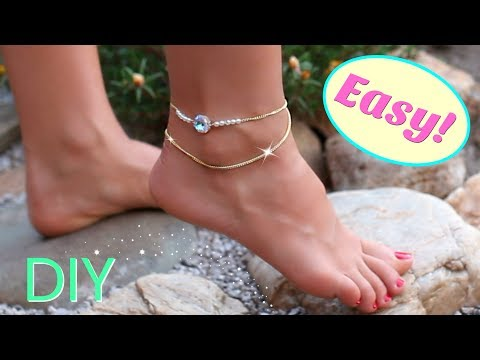 cute-diy-anklet-|-easy-diy-jewelry-|-diy-projects-you-need-to-try!