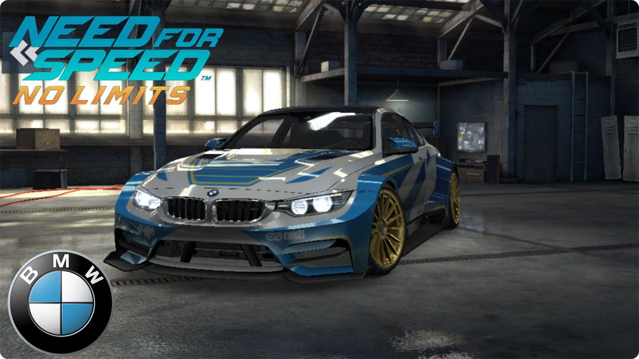 NEED FOR SPEED: NO LIMITS, BMW M4 F82 (Razor) Auto/Car