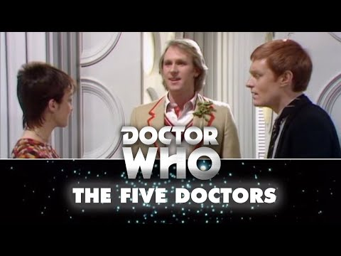 Doctor Who: After all, that's how it all started. - The Five Doctors