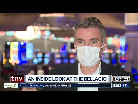 WE'RE OPEN: Bellagio Hotel & Casino