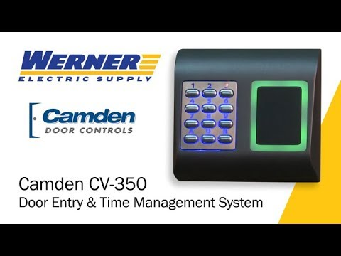 Advanced Technology Camden CV-350 Access Control System