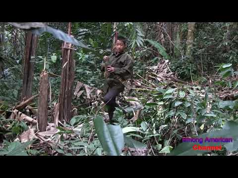 Hmong Lao Hunting @ Laos 2018 Episode 1 Pt 1