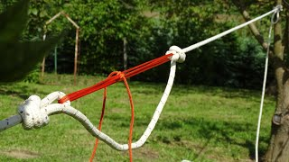Rope Tensioning System - H๐w to Use a