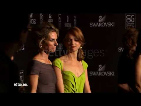 Jessalyn Gilsig & Jayma Mays  12th Annual Costume Designer Guild Awards
