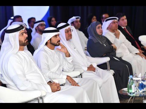 """حمدان بن محمد يطلق """"مركز الإمارات للمعرفة الحكومية"""""""