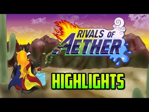 Heat Wave - Rivals of Aether Highlights