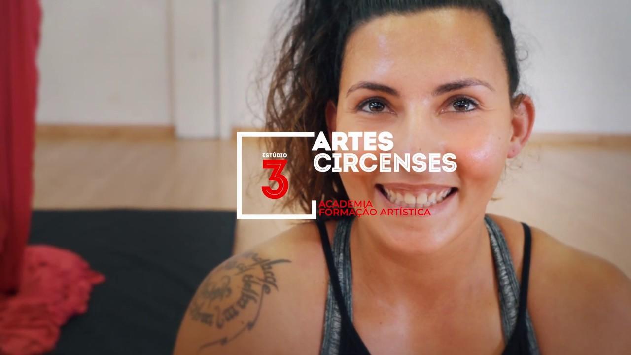 Artes Circenses  Estudio3 - Academia de Formação Artística