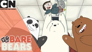We Bare Bears | The Ultimate Science Project | Cartoon Network UK