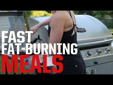 How to Quickly Prepare Delicious Fat-Burning Meals