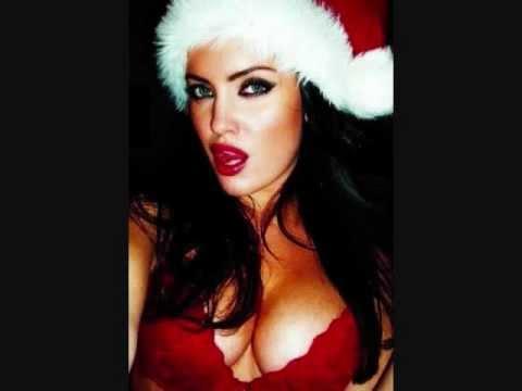 Aside! While Sexy santa helper boobs