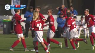 Austria vs USA - Ranking match 17/24 - Highlight - Danone Nations Cup 2016